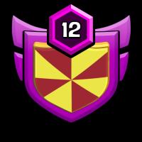 No-天子 badge