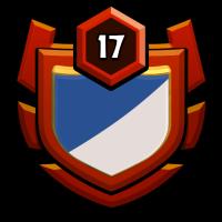 17 roadies badge