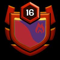 Moron'Ville' badge