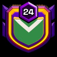 战神殿之东山再起 badge