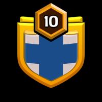 BD KING badge