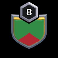 IBRAHIM WAR badge