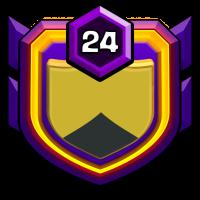 MEGA ITALY badge