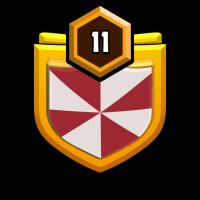 流星雨 badge
