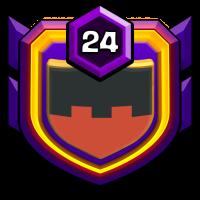 Red Devils 7 badge