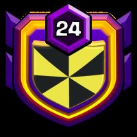 华人 总部 badge