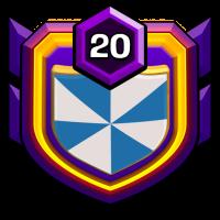 вертолет badge