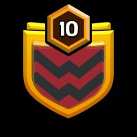 Bonkers badge