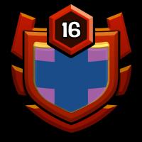 撼動未來 badge