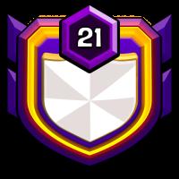 Bumi pertiwi badge