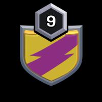 磊札和14個惡魔 badge
