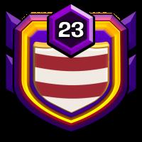 TURKISH BUP badge
