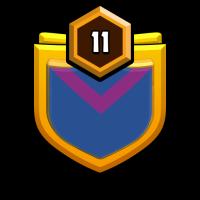 SUERTE infinity badge