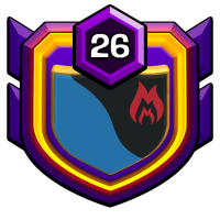 Blue dragon badge