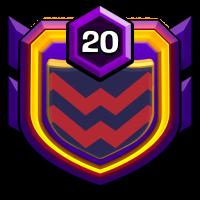 Whiskey Acres badge