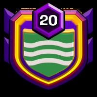 Milo Assassins badge