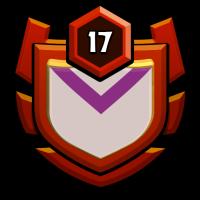 来得真巧 badge