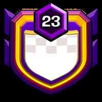 trishan badge