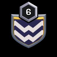Tsunami MOB badge