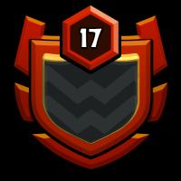 king war persia badge