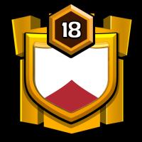 ابطال المشخاب badge