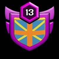 war clan Req badge