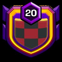 홈타운 badge