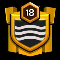 civil tigers badge