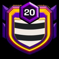 Bone Crasher's badge