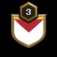 No100Thieves badge