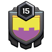 30+ clan badge