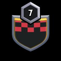 야인 3기 badge