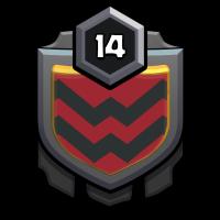 Eroi di guerra badge