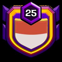 KINGS INDONESIA badge