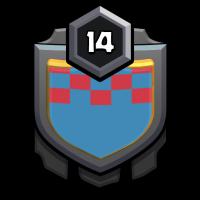 IRON BABAKU badge