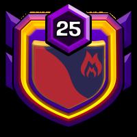Ice Weasels badge