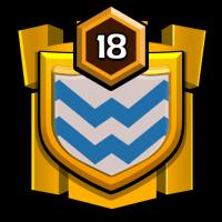 Axe of Atlantis badge