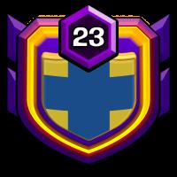 차카게 살자 badge