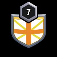 UK Elite Squad8 badge