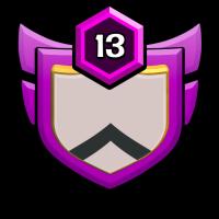 ابطال العراق badge