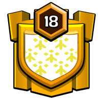 Les Hunters badge