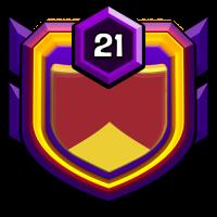 MASILAK21 CLAN badge