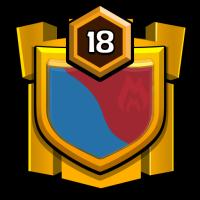TRABZON badge