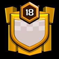 Tribal alliance badge
