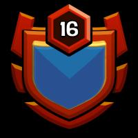 Acting method badge