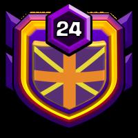 clan hunter badge