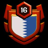 感謝。 badge