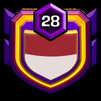 BALI DWIPA badge