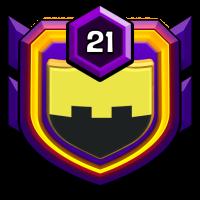 Korea Republic badge