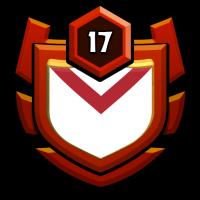 friends clash badge